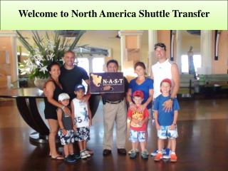 NAST offer a comfortable transfer service with full guarantee of safe and reliable transportation