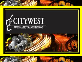 Automatic Transmission Repairs Perth