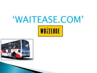 Chennai MTC Bus Timings, Routes - Chennai Local Train Routes - Check Availability @ Waitease.com
