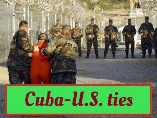 Cuba-U.S. ties