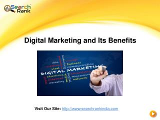 Internet and Digital Marketing Services in India