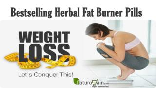 Bestselling Herbal Fat Burner Pills To Lose Weight Fast