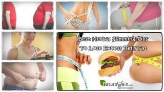 Best Herbal Slimming Pills To Lose Excess Belly Fat