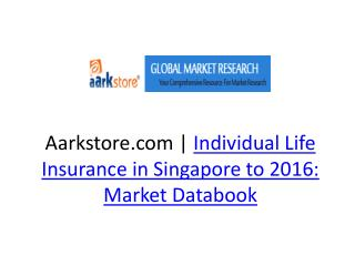 Aarkstore.com | Individual Life Insurance in Singapore to 20