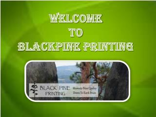Discount Brochure Printing