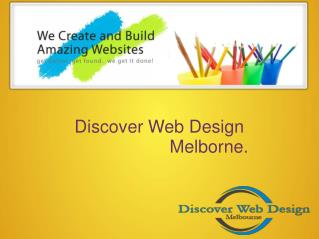 Discover Web Design and Web Development Company Melbourne