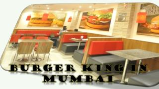 Burger King in Mumbai