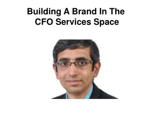 Building A Brand In The CFO Services Space