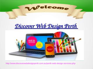 Discover Web Design Perth