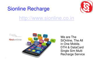 Single Sim Multi Recharge | All in One Recharge Sim | One Sim One Balance Multi Recharge