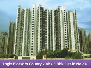 Logix Blossom County Apartment at Noida