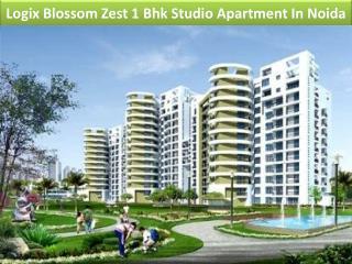 Logix Blossom Zest Apartment at Noida