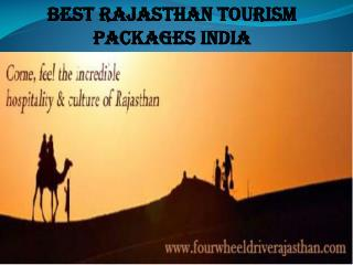 Best Rajasthan tourism packages India