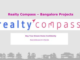 New Projects for Sale in Bangalore