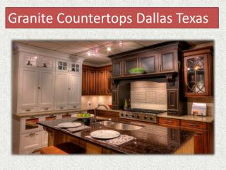About Kitchen Countertops Dallas