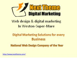 Web Design Weston-Super-Mare