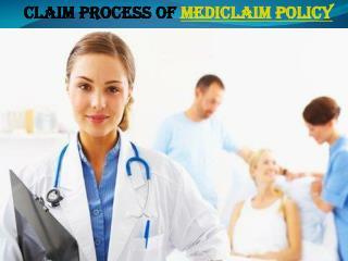 Claim Process Of Mediclaim Policy