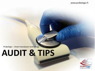 Probelogic Probe Audit And Tips
