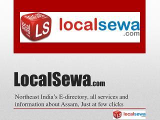 E-directory Assam, Localsewa.com