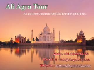 Agra Day Trip by Car
