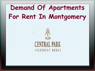 Luxury Apartment Living in Montgomery, AL