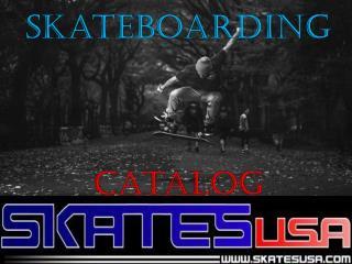 Online Shop for Skateboard Accessories