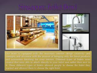 Toilet Singapore