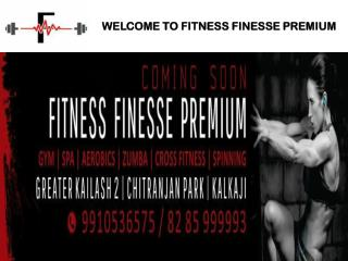 Personal Trainer in Greater Kailash