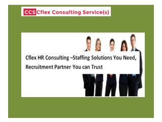 Recruitment Consultancy in Orissa