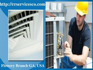 24 Hour Air Conditioning Service and HVAC Repair Flowery Beach GA