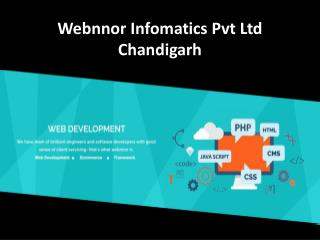 Best Web Designing and Development Company in Chandigarh