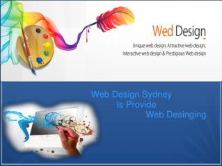 SEO Consultant Sydney is provide Web Designing
