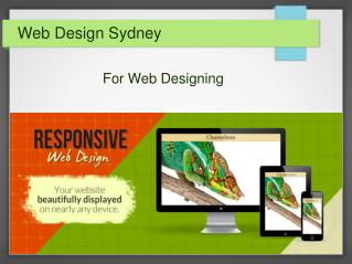 Best E-Commerce web design is provide SEO Consultant Sydney