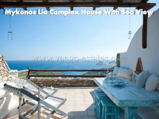 Mykonos Lia Beach Complex House - Holiday Rental Mykonos Greece