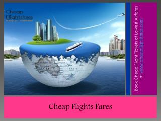 Cheap Filghts Fares