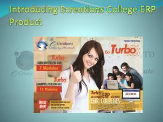 Buy College ERP Software