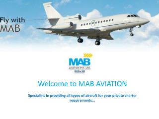 Air Charter Services In India At Cost Effective Rates