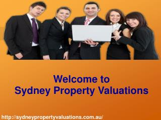 Find the Property Valuation in Sydney