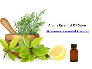 The Best Uses Of Aroma Essential oils