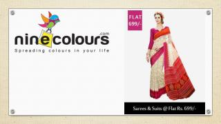 Ninecolours Sabse Sasta & Acha Offer @Flat Rs. 699!