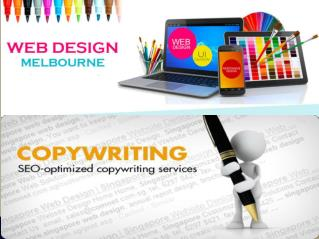 Web Design Melbourne workin for Logo Design and Copy Writing