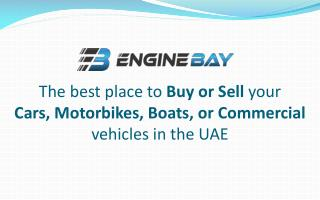 Buy and Sell Used Vehicles in Dubai