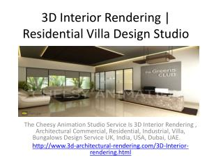 Ppt Yantram 3d Interior Design Studio Powerpoint