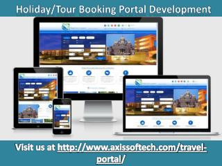 Tour-Packages-Portal-Development