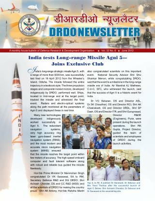 Agni-V | Agni 5, India's Longest Range Ballistic Missile