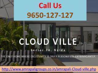 Amrapali Cloud Ville Is Luxurious Villa @09650-127-127