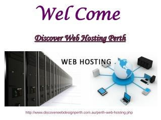 Discover Web Hosting perth