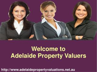 Get Commercial and Residential Property with  Adelaide Property Valuers