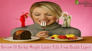 Review Of Herbal Weight Gainer Pills From Health Expert