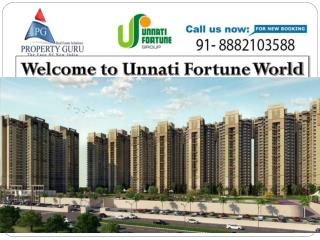 2/3BHK Flats Sale in Unnati Fortune World at Noida – NCR